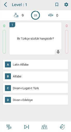 ArEy CrossWord : Karşılıklı Bilgi Yarışması screenshot 4