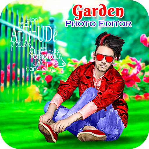 Garden Photo Editor app (apk) free download for Android/PC/Windows