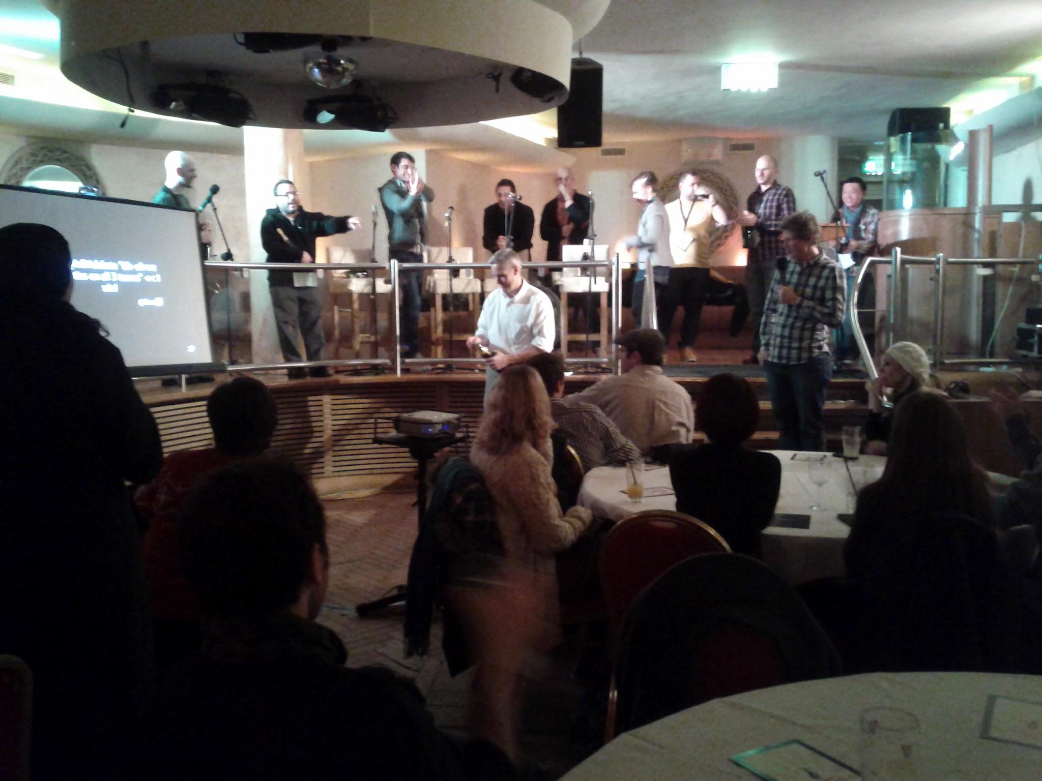 Photo: The Great IxDA Debate!
