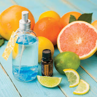 with Citrus Bliss Essential Oil.