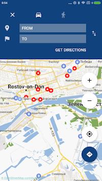 Download Rostov-on-Don Map offline APK latest version app for ...