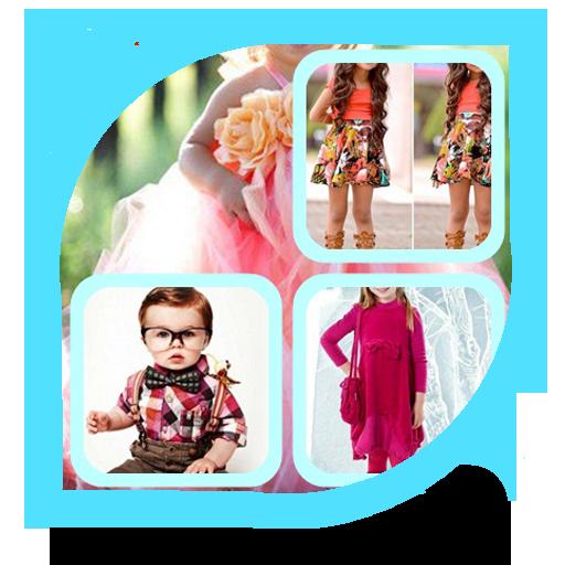 Fashion Kids Dress (app)