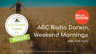 ABC Radio Darwin, Weekend Mornings with Joel Spry