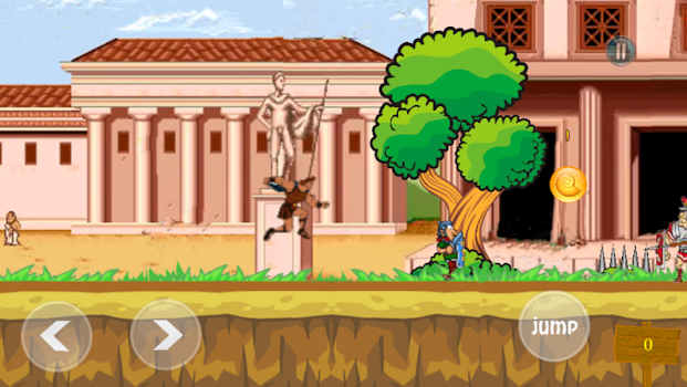 Hercules the mithy hero
