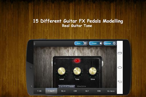 Guitar Amp & Guitar FX Pedals screenshot 9