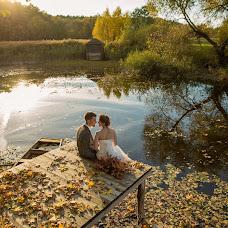 Wedding photographer Nastya Khmelnickaya (jurn). Photo of 28.10.2018