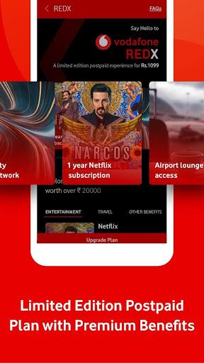 MyVodafone India u2013 Mobile Recharge & Bill Payments  screenshots 7