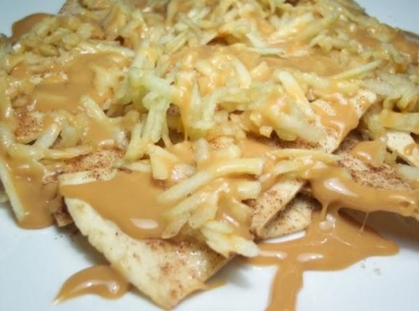 Caramel Apple Nachos Recipe
