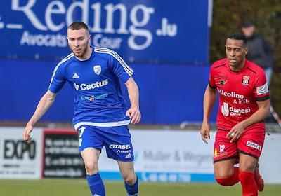 'Benoit Nyssen (ex-Standard en Genk) weg uit Luxemburg'