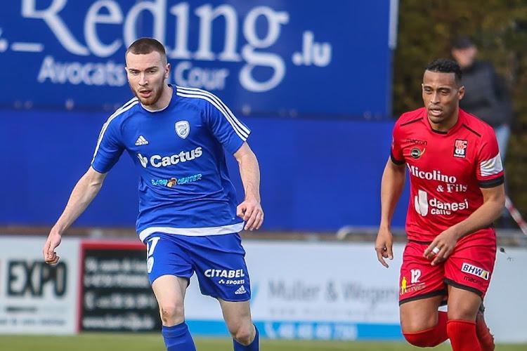 Benoit Nyssen (ex-Standard et Genk) pourrait quitter le Luxembourg cet été