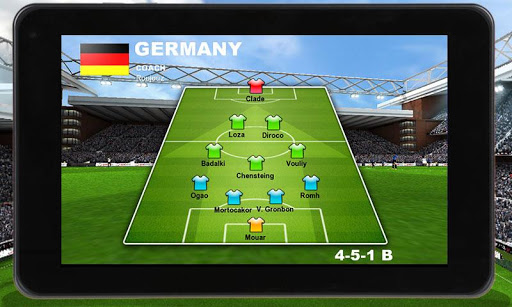 Play Football 2018 Game (real football) screenshot 6