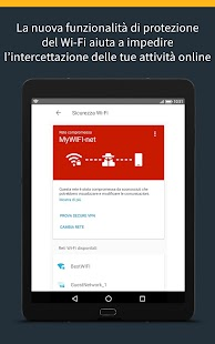 Norton Mobile Security con antivirus Screenshot