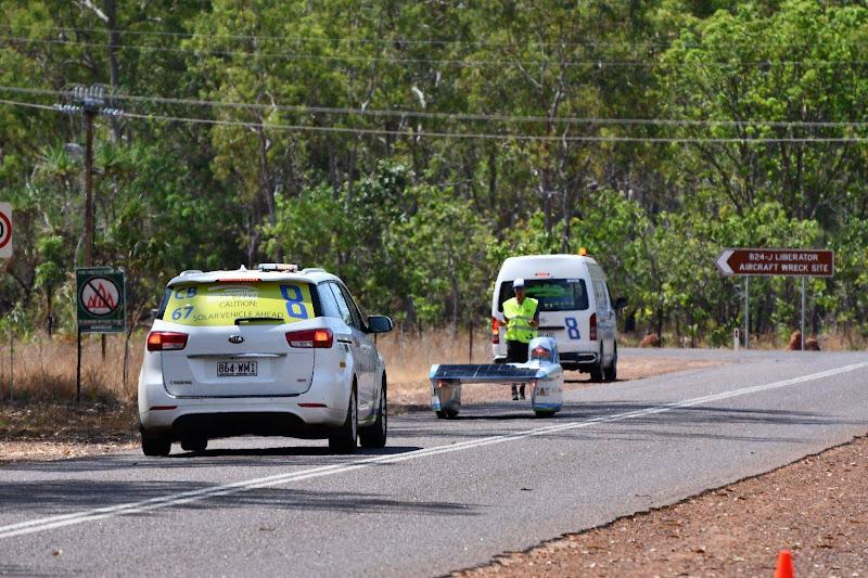 Testen op de Australische weg