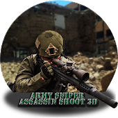 Sniper 3D Gun Shooter Game : Fury Assassin Killer