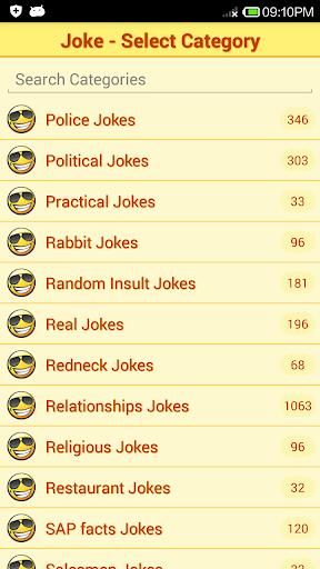 Jokes to Laugh > 10000+ FREE