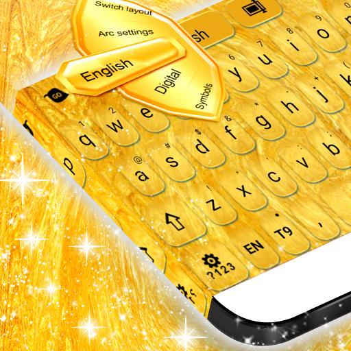 鍵盤黃金 個人化 App LOGO-APP開箱王