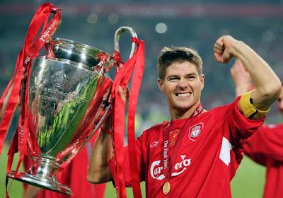 """Steven Gerrard: """" Liverpool est toute ma vie """""""