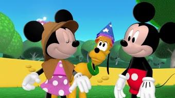 La journée de l'amitié de Mickey