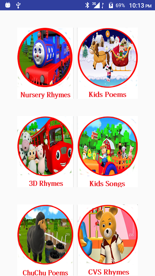 All Poems For Kids- screenshot