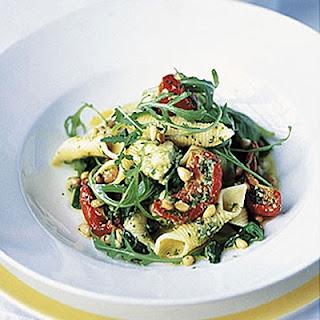 Vegetarian Pasta No Cheese Recipes.
