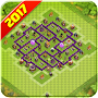Maps of Clash of Clans 2017 APK icon