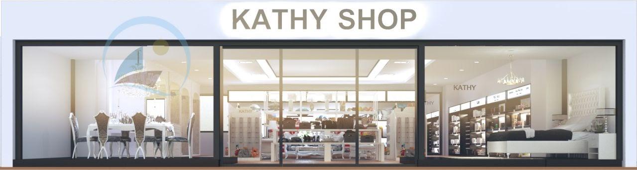 thiết kế cửa hàng đồ gia dụng cao cấp Kathy 1