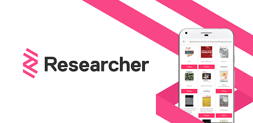 Researcher: More Than 15,000 Academic Journals  - Apps on Google Play
