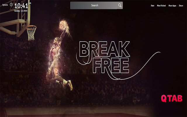 LeBron James Wallpapers New Tab