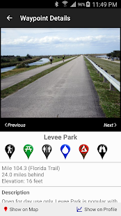The Florida Trail Guide- screenshot thumbnail