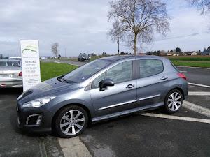 Peugeot 308 1,6 VTI 16V 120 CV D-SIGN