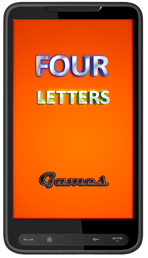 Four Letters Games