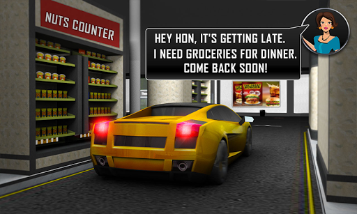 Drive Thru Supermarket 3D Sim 1.7 screenshots 4