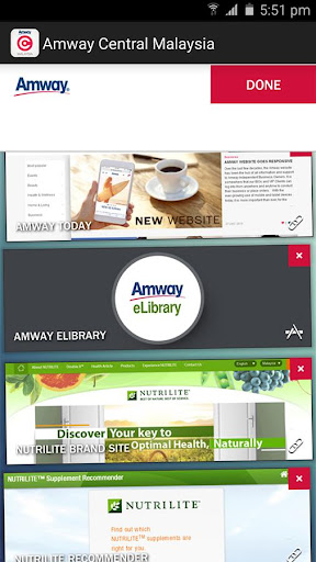 玩免費商業APP|下載Amway Central Malaysia app不用錢|硬是要APP