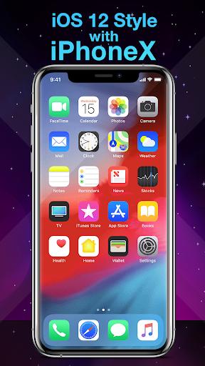 Phone X Launcher screenshot 5