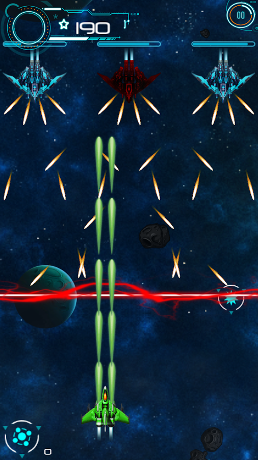 Galaxy Under Fire- screenshot