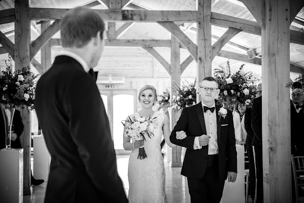 Wedding photographer James Tracey (tracey). Photo of 03.04.2017