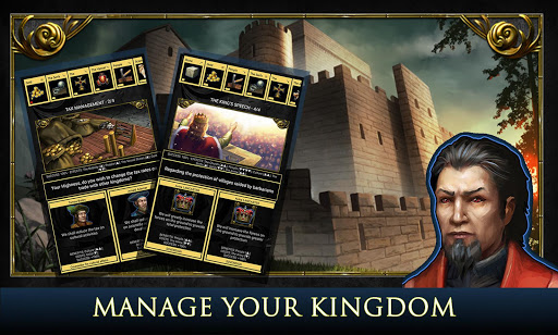 Age of Dynasties: Medieval Games, Strategy & RPG 1.4.1 screenshots 4