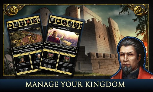 Age of Dynasties: Medieval Games, Strategy & RPG 4