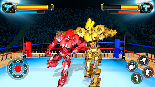 Real Robot Ring Fighting 2019 download 2