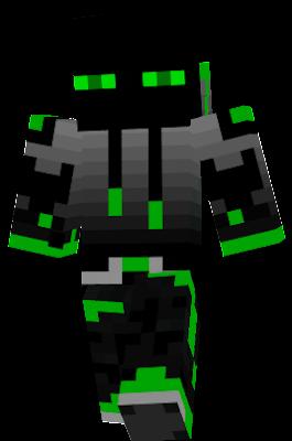 Papercraft Nova Skin