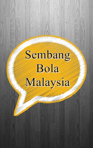 Sembang Bola Malaysia