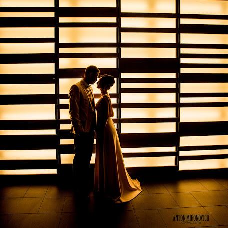 Wedding photographer Anton Mironovich (banzai). Photo of 16.08.2017