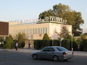 Photo: Day 166 -  Large Restaurant in  Pendzhiikent