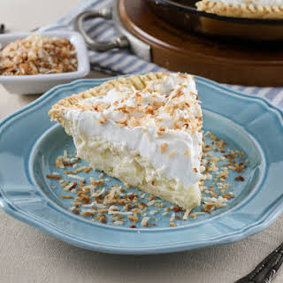 Coconut Cream Pie.