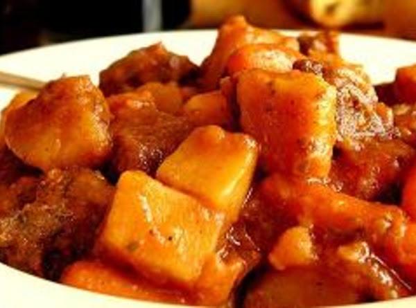 Carr's Irish Pub Stew Recipe
