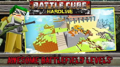 Battle Cube Hardline