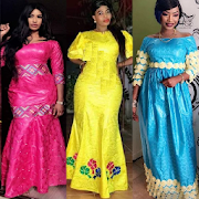 Senegalese Gown Design & Style
