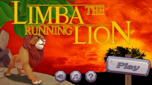 Limba The Running Lion screenshot 0