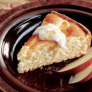 Pear Brunch Cake.