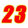 23 - Rusty Gaspard
